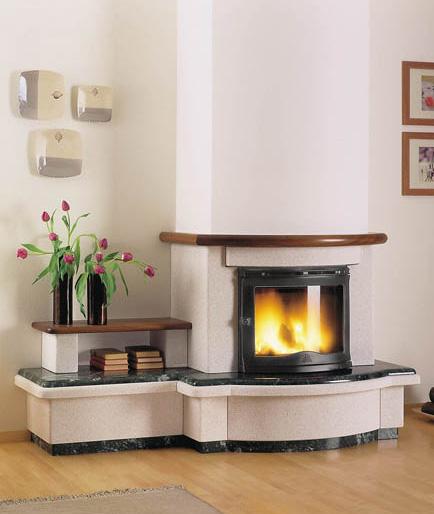 Lapina pavimenti rivestimenti arredobagno stufe caminetti for Stufe a legna con forno e piano cottura