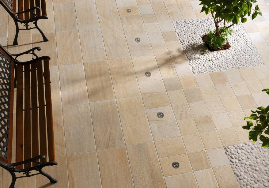 Lapina pavimenti rivestimenti arredobagno stufe caminetti for Gres porcellanato da esterno